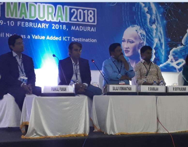 Senthil Kumar M - CII Connect Madurai 2018
